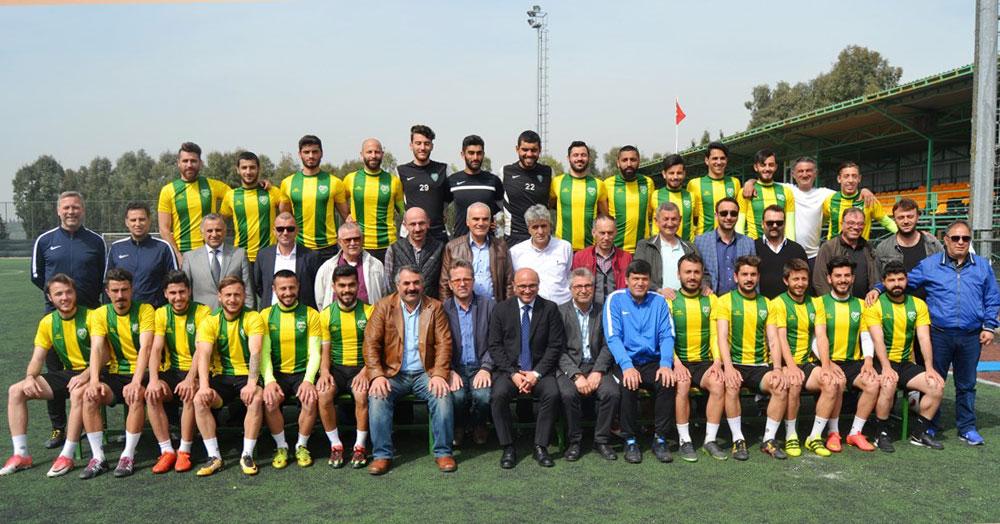 Altınova Belediyespor'dan açıklama geldi