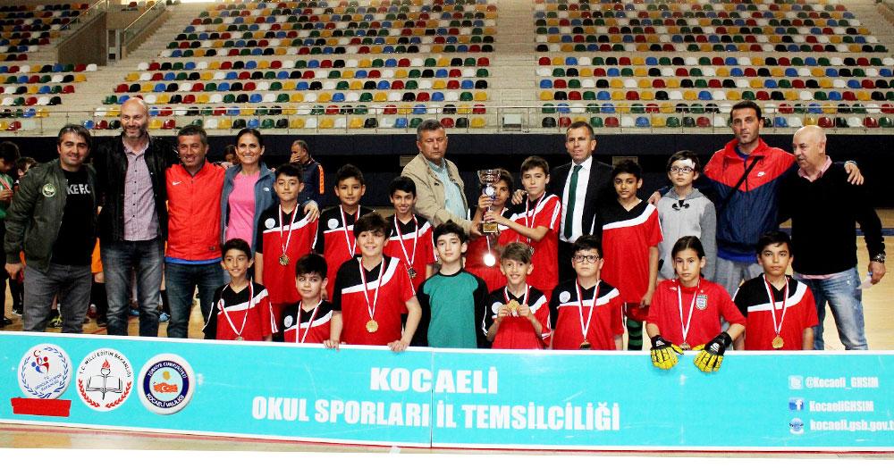"""Futsalda en büyük Hızır Reis! """"3-2"""""""