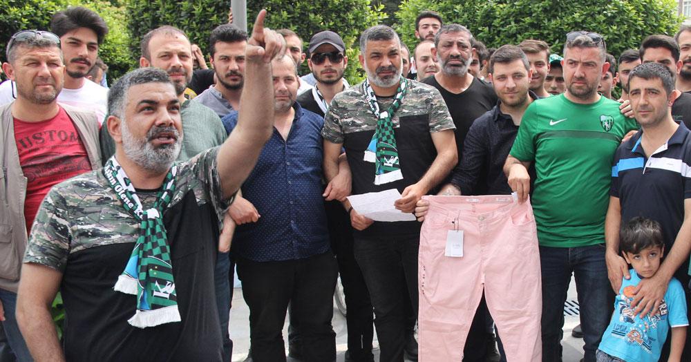 Hodrimeydan'dan Nevzat Doğan'a tarihi protesto!