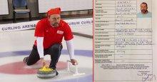 Curling İl Temsilciliği için Altınay'dan başvuru