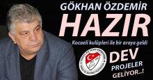 Buzda devrim zamanı! Gökhan Özdemir HAZIR!