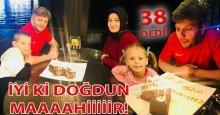 "Mahir Gürsucu ""38"" dedi!"