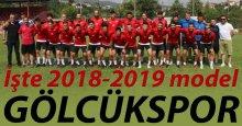 İşte 2018-2019 Gölcükspor!