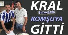Sinan Çalık, Adapazarıspor'a transfer oldu