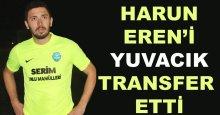 Yuvacıkspor, Harun Eren'i transfer etti