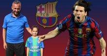 İşte size Küçük Messi: Melek Uzar
