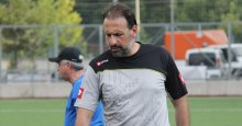 Murat Şahin: Futbolcuların özverisinden memnunum