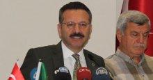 Vali Aksoy: 5 lira veren de 50 bin lira veren de çok kıymetli