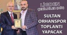Herkes, Sultan Orhanspor'un açıklamasına kitlendi