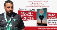 Kocaelisporlu şairin imza günü bu akşam