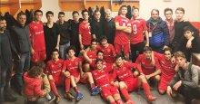 Güneşspor U-17 güle oynaya şampiyon!