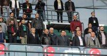 Başkan Yavuz'u yönetimi temsil etti
