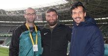 Genç teknik adamlar Kocaelispor'u beğendi