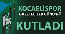 Kocaelispor'dan kutlama