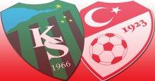 Kocaelispor'a PARA cezası!