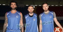 Kağıtspor basketboldan 3 transfer!