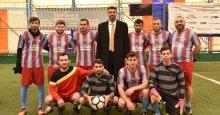 Mustafa Kocaman sporu seviyor...