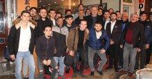 Yenidoğan Serdarspor'da hedef Play-Off!