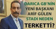 Arif Gülen stadı neden terk etti?
