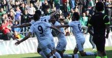 KOCAELİSPOR - Diyarbekir maçının önemli anları