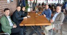 Karamürsel'de kürek takımı heyecanı