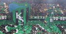"""UNUTULMAZ! Kocaeli Stadı 20.000 taraftarı ile """"Merhaba"""" dedi"""