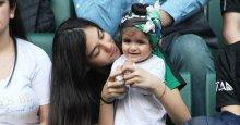 UNUTULMAZ – Tribünde kadın ve çocuk sayısı hayli arttı