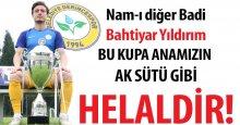 Bahtiyar Yıldırım: Anamızın ak sütü gibi helaldir!