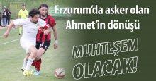Ahmet Kutluer sıkı geliyor!
