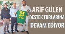 Darıca'da Gülen'den turlara devam