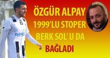 Özgür Alpay, Berk Sol'u da Maşukiye'ye bağladı