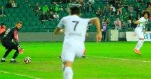 Yakup Alkan 3. golünü attı