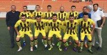1. Amatör Lig A'da ev sahibi takımların haftası