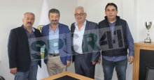 Bülent Baturman, Belediye Derincespor'da!