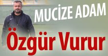Mucize ADAM: Özgür Vurur!