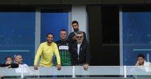 Golünü attı, Kocaelispor maçına geldi