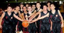 Okullarda basketbol heyecanı başladı