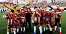 Okullarda futbol aşkı bambaşka!