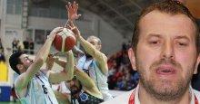 """Kağıtspor basketbol sahasında üst üste 2. kez yenildi! """"58-67"""""""