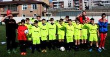 Küçük erkekler futbolda gruplara gidecek okullar belli oldu