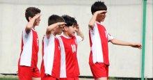 """Küçük Erkekler futbolda işlem tamam! """"3-1"""""""
