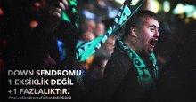 Kocaelispor, Down Sendromlular Günü'nü kutladı