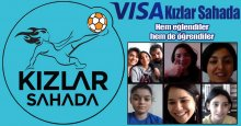 Visa ile hem eğlendiler hem de öğrendiler