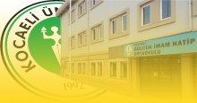 Kocaeli Üniversitesi ve Gölcük İmam Hatip Ortaokulu'ndan örnek işbirliği