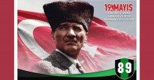 Hodri Meydan'dan 19 Mayıs kutlaması