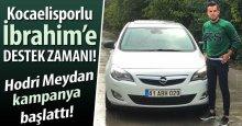 Genç Kocaelispor taraftarı için yardım kampanyası