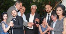 Adnan Sak'ın oğlu Fatih, Seda Hanım ile nişanlandı