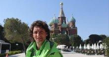Asteria Kremlin'de hem futbol, hem eğlence hem de tatil!