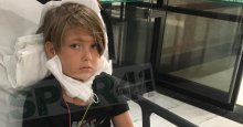 Engin Yaşar'ın oğlu büyük kaza atlattı