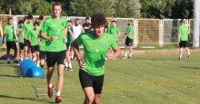 5 genç futbolcunun takibi devam edecek